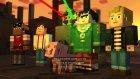 Türkçe Minecraft Story Mode - LANETLİ ELEMENT! - Episode 1 | FİNAL!