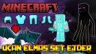 UÇAN ELMAS SET EJDER! - Türkçe Minecraft Sky Wars! - Türkçe Minecraft Gökyüzü Savaşları!
