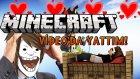 VİDEO'DA YATAĞA YATTIM! - Minecraft Yatak Savaşları - Minecraft BEDWARS!