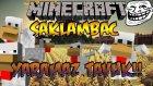 YARAMAZ TAVUK! Minecraft Saklambaç! - Minecraft HAYVAN SAKLAMBACI! - Minecraft Farm Hunt