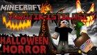 YARATIK İSTİLASI! - Minecraft HALLOWEEN HORROR! - Minecraft CADILAR BAYRAMI KORKUSU!