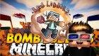 YENİ Minecraft TNT MİNİGAMES! - Minecraft BOMB LOBBERS!