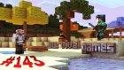 YOUTUBER Marathone! (Türkçe Minecraft : Hunger Games - #143) w/ Türkçe Takıntılı Oyuncu