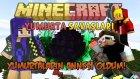 YUMURTALARIN ANNESİ OLDUM! - Minecraft YUMURTA Savaşları! w/ Türkçe Takıntılı Oyuncu