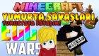 YUMURTAYA DAYIYORUM! - Minecraft Yumurta Savaşları! - Minecraft Egg Wars!