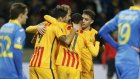 Bate Borisov 0-2 Barcelona - Maç Özeti (20.10.2015)
