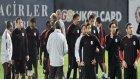 Galatasaray, Benfica maçı hazırlıklarını tamamladı