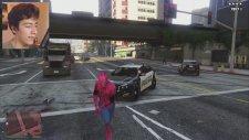 ÖRÜMCEK ADAM!! - GTA 5 Spiderman Modu