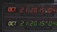 Geleceğe Dönüş (Back To The Future) 21 Ekim 2015