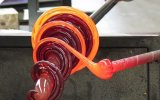 Hipnotize Etkili Cam İşçiliği Sanatı
