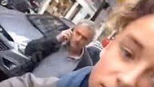 Jose Mourinho Kendisiyle Selfie Çekmek İsteyen Çocuğu Tokatladı
