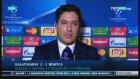 Benfica cephesinden mağlubiyet için ilk yorum!