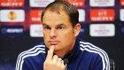 Frank De Boer'den Van Persie açıklaması
