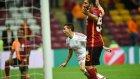 Gaitan'ın Galatasaray'a attığı gol