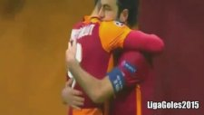 Galatasaray 2-1 Benfica - Maç Özeti (21.10.2015)