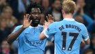 Manchester City 2-1 Sevilla - Maç Özeti (21.10.2015)