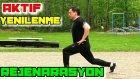 Aktif Yenilenme, Dinlenme, Rejenerasyon Antrenmani, Fitness, Oramda Yuruyus