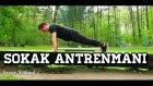 Ev / Sokak Antrenmani - street workout - Vucut Gelistirme, temel egzersiz hareketleri