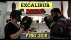 Fibo 2015 - Excalibur Boxing - AMK Sports ile Röportaj