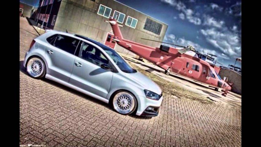 garage volkswagen polo club - modifiyeli polo tuning cars