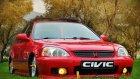 Honda Cıvıc 1.6 ies Modifiyeli