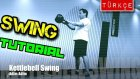 Kettlebell Swing nasil yapilir, turkce tutorial - Crossfit, Egzersiz