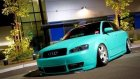 Modifiyeli Audi A4 - Tuning Garage Club