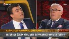 Osman Gökçek'in Erturul Özkök'e Berkin Elvan Sorusu