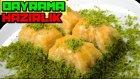 Ramazan Bayrami icin Hazirlik, Baklava, Tatlilar, Hizli Metabolizma