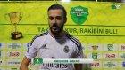 Şenol Erol - Çarşı City Maç Sonu Röportaj
