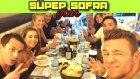 Super Video, Fitness Antrenman ve Vucut gelistirme, iftar Yemek Sofrasi