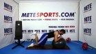 Evde Yapılabilecek Pilates Hareketleri - Kalça Sıkılaştırma (Pilates Topu ile)