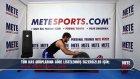 Evde Yapılabilecek Pilates Hareketleri - Top ile İleri Uzanma Egzersizi