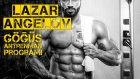 Lazar Angelov Göğüs Antrenman Programı! (Lazar Angelov Chest Workout)