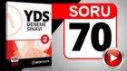 SORU 70 YDS Restatement Sorusu ve Çözümü