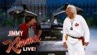 Doktor ve Marty Gerçek 2015'i Ziyaret Ettiler ve Hiç Etkilenmediler