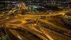 Drone ile Çekilen Muhteşem Hyperlapse Gece Görüntüleri