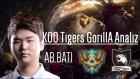 KOO GorillA Analiz | AB BATI Şampiyonluk | Bard Destek