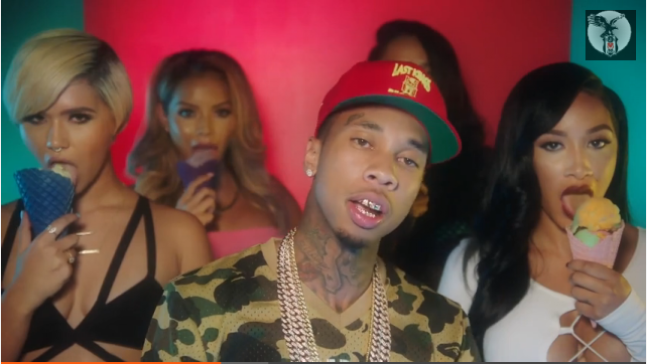 tyga cream lyrics