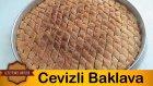 Cevizli Baklava Tarifi