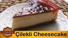 Çilekli Cheesecake Tarifi
