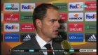 """De Boer: """"Şans..."""""""