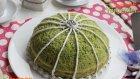 Ispanaklı Köstebek ( Kümbet ) Pasta