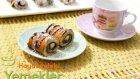 Pancake ile Muzlu Rulo Pastacıklar