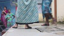 Plajın Tuvalet Olarak Kullanılması - Hindistan