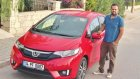 Test - Honda Jazz (2016)