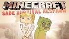 Minecraft: Sade Survival ReSpawn - Bölüm 39 -Ev Büyütmek! w/Gizem