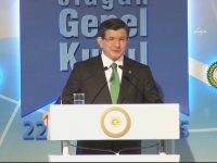 Nerede Bir Zalim Varsa Onun Yanında Olacağız - Ahmet Davutoğlu