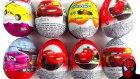 Oyuncak Araba Figürlü Sürpriz Yumurta Açma