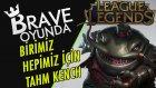 Yerim Seni Tahm Kench | Üst Koridor | Birimiz Hepimiz İçin | League of Legends